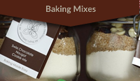 Baking and cookie mixes